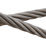 wire rope for lifting and slings