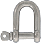 stainless steel accessories for wire ropes and chains