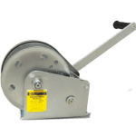 hand and electric winches, tirfors and pulleys