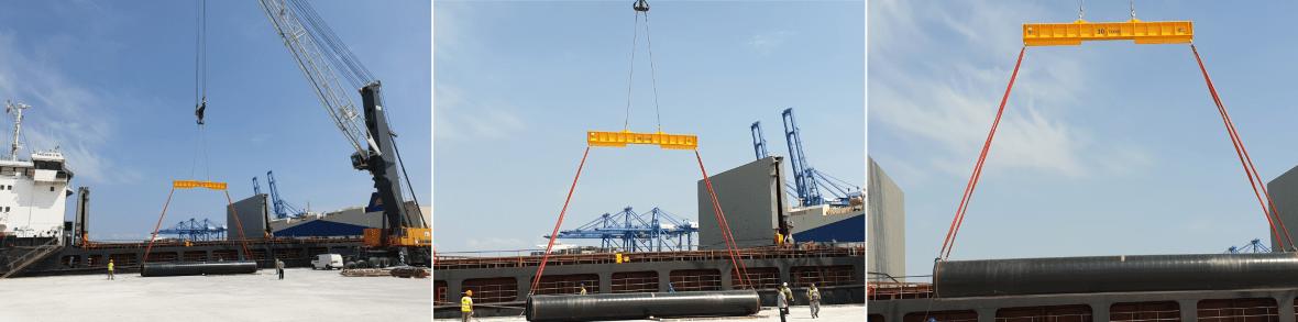 30 ton lifting beam