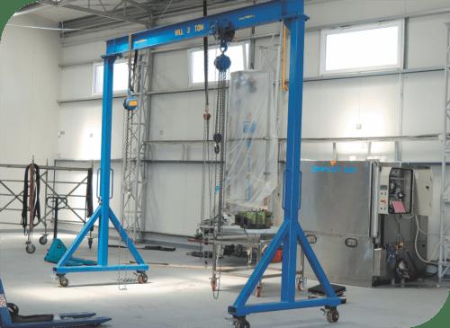 PROlift gantry crane
