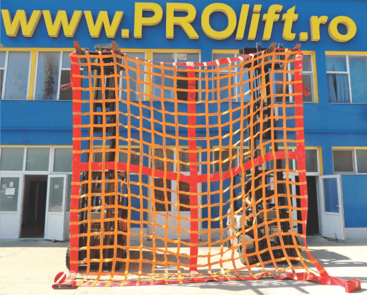 polyester lifting net