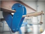 hoists beam clamp for steel profile