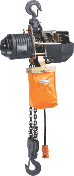 Blackbear electric chain hoist