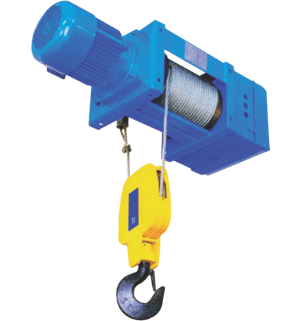 three-phase electric wire rope hoist