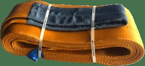polyester webbing sling - 10 ton workload