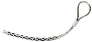 wire rope pulling sock