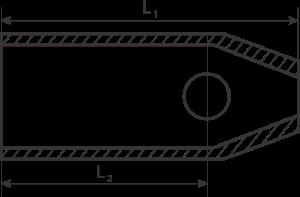 drawing of aluminum ferrules
