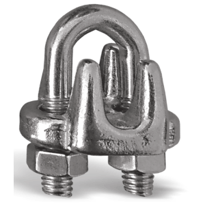 wire rope clips made from stainless steel