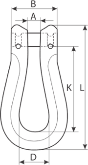 drawing of egg connecting link