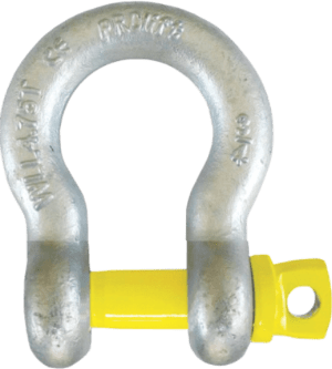 Bow - Anchor or Omega - Shackle with Screw