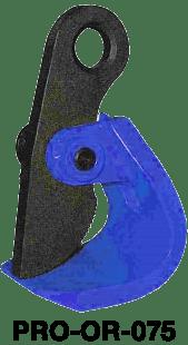 750 kg horizontal plate clamp