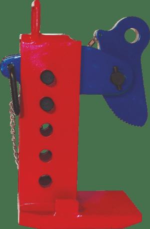 adjustable horizontal clamp