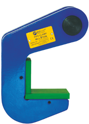teflon pipe clamp