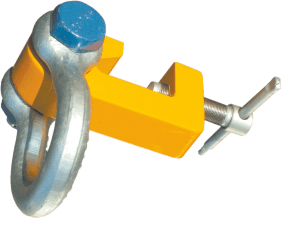 Screw Clamp for Shipyards