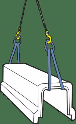 Adjustable Pipe Hooks system use