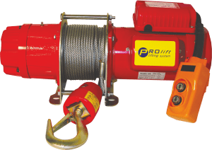 Electric Winch CP300