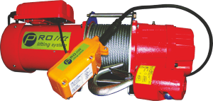 Electric Winch CP500