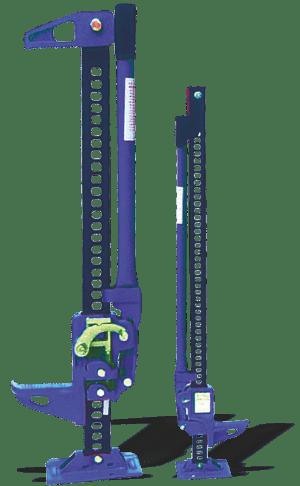 mechanical farm jack